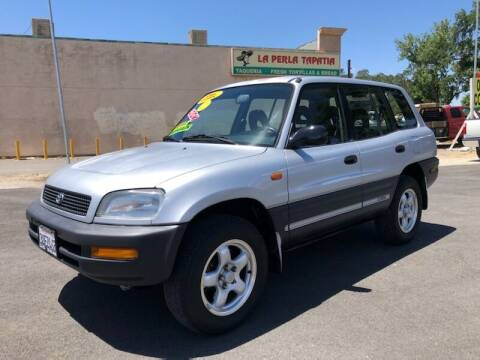1997 Toyota RAV4 for sale at C J Auto Sales in Riverbank CA