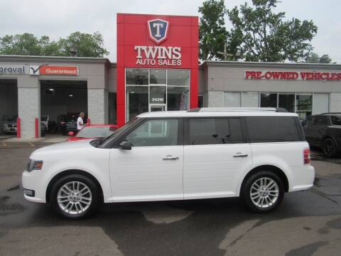 2019 Ford Flex for sale at Twins Auto Sales Inc in Detroit MI