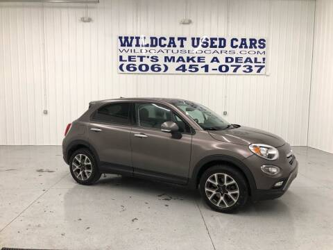2016 FIAT 500X for sale at Wildcat Used Cars in Somerset KY