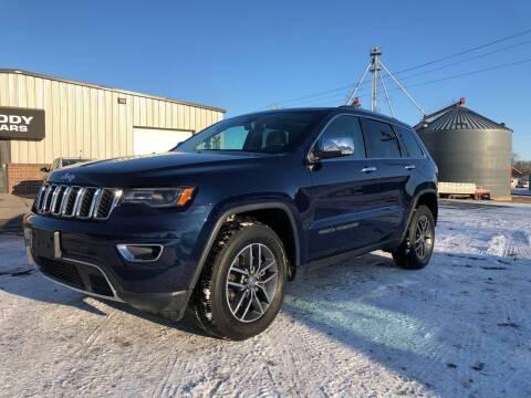 2017 Jeep Grand Cherokee for sale at KUEHN AUTO SALES in Stanton NE