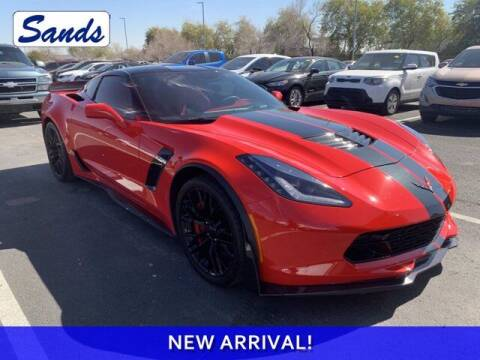 2017 Chevrolet Corvette for sale at Sands Chevrolet in Surprise AZ