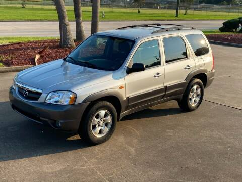 2003 Mazda Tribute for sale at M A Affordable Motors in Baytown TX