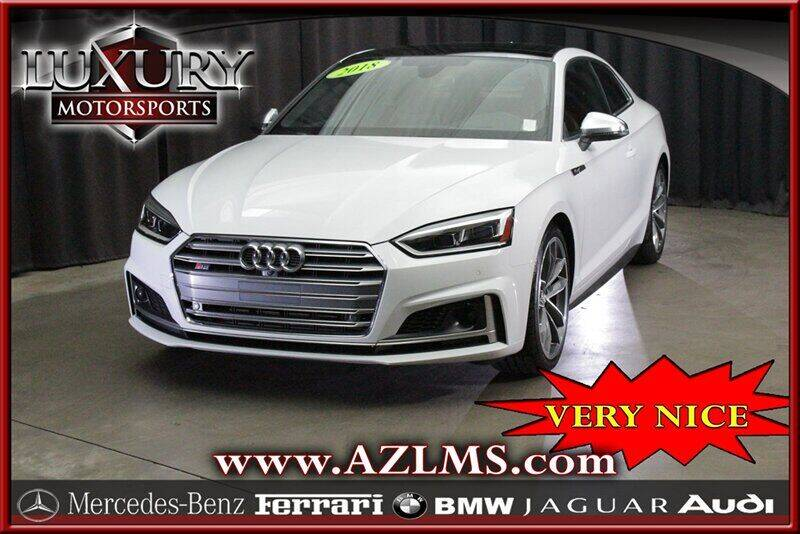 2018 Audi S5 for sale in Phoenix, AZ
