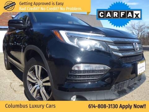 2017 Honda Pilot for sale at Columbus Luxury Cars in Columbus OH