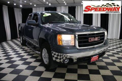 2007 GMC Sierra 1500 for sale at SPEEDWAY AUTO MALL INC in Machesney Park IL