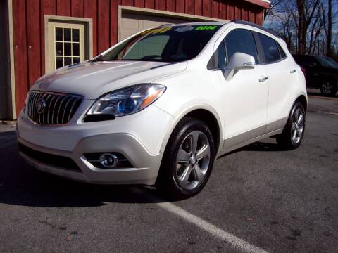 2014 Buick Encore for sale at Clift Auto Sales in Annville PA