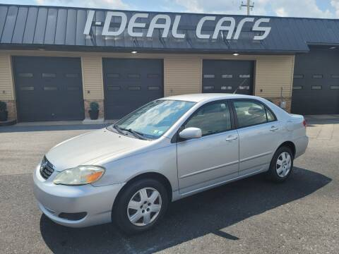 2005 Toyota Corolla for sale at I-Deal Cars in Harrisburg PA