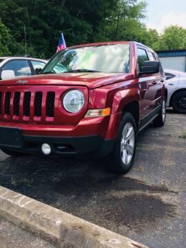 2012 Jeep Patriot for sale at Thompson Auto Diagnostics / Auto Sales Division in Mishawaka IN
