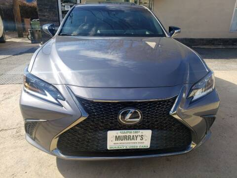 2019 Lexus ES 350 for sale at Murrays Used Cars in Baltimore MD