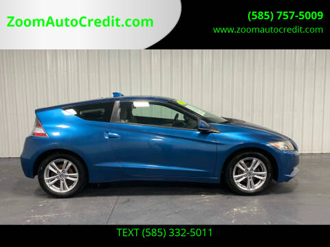 2011 Honda CR-Z for sale at ZoomAutoCredit.com in Elba NY