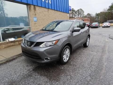 2018 Nissan Rogue Sport for sale at Southern Auto Solutions - 1st Choice Autos in Marietta GA
