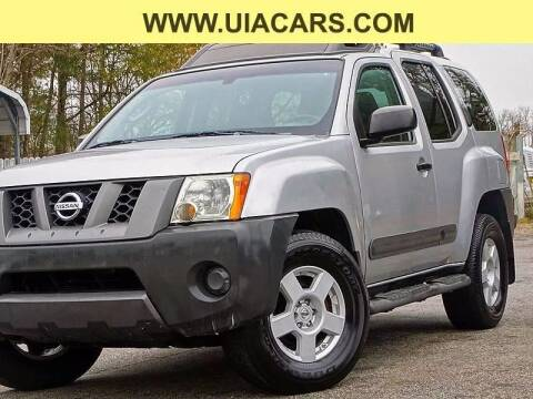 2006 Nissan Xterra for sale at Used Imports Auto - Lawrenceville in Lawrenceville GA