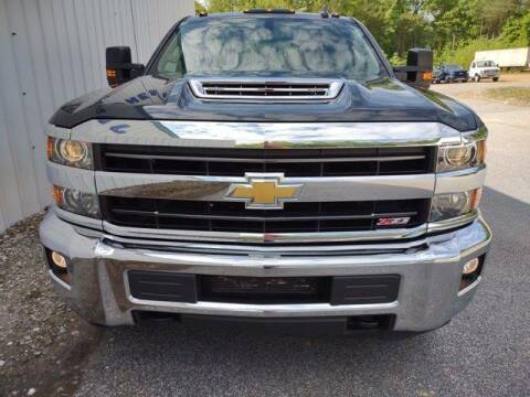 2018 Chevrolet Silverado 2500HD for sale at CU Carfinders in Norcross GA
