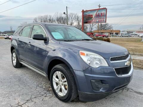 2014 Chevrolet Equinox for sale at Albi Auto Sales LLC in Louisville KY