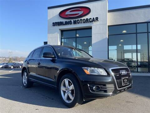 2010 Audi Q5 for sale at Sterling Motorcar in Ephrata PA