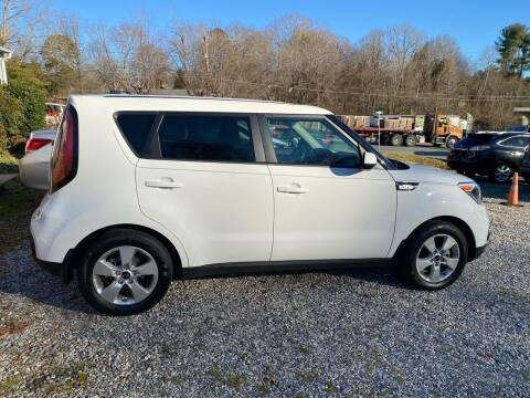 2018 Kia Soul for sale at Venable & Son Auto Sales in Walnut Cove NC
