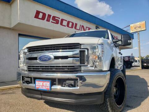 2019 Ford F-250 Super Duty for sale at Discount Motors in Pueblo CO
