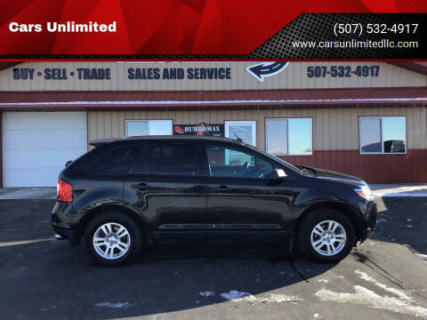 2011 Ford Edge for sale at Cars Unlimited in Marshall MN