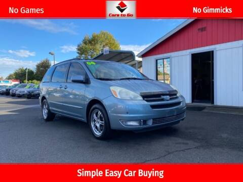 2004 Toyota Sienna for sale at Cars To Go in Portland OR