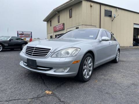 2007 Mercedes-Benz S-Class for sale at Premium Auto Collection in Chesapeake VA