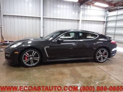 2010 Porsche Panamera for sale at East Coast Auto Source Inc. in Bedford VA