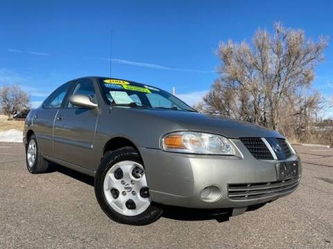 2004 Nissan Sentra for sale at UNITED Automotive in Denver CO