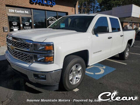 2014 Chevrolet Silverado 1500 for sale at Michael D Stout in Cumming GA