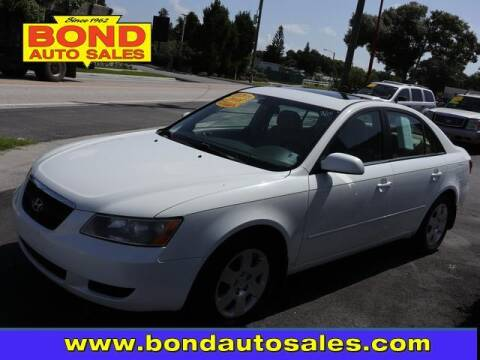 2008 Hyundai Sonata for sale at Bond Auto Sales in St Petersburg FL