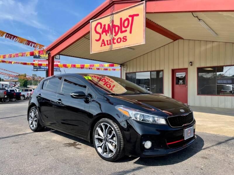 2017 Kia Forte5 for sale at Sandlot Autos in Tyler TX