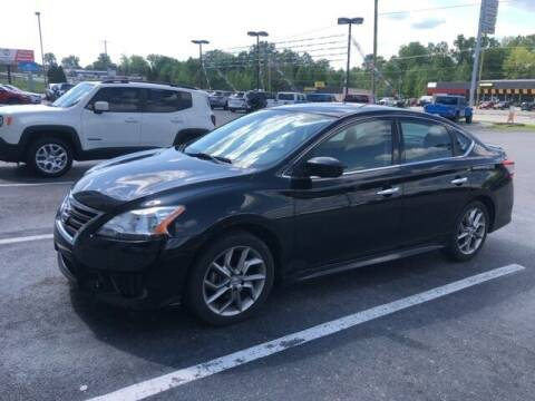 2014 Nissan Sentra for sale at Tim Short Auto Mall in Corbin KY