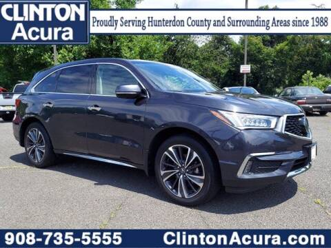 2020 Acura MDX for sale at Clinton Acura used in Clinton NJ