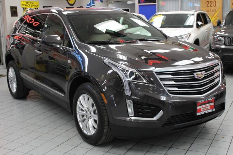 2018 Cadillac XT5 for sale at Windy City Motors in Chicago IL