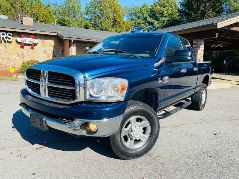 2007 Dodge Ram Pickup 3500 for sale at Classic Luxury Motors in Buford GA
