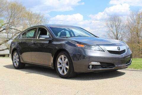 2012 Acura TL for sale at Harrison Auto Sales in Irwin PA