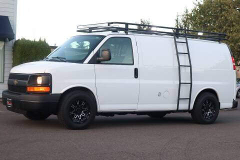 2014 Chevrolet Express Cargo for sale at Beaverton Auto Wholesale LLC in Aloha OR