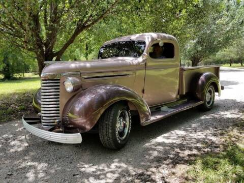 1940 Chevrolet C/K 20 Series for sale at Erics Muscle Cars in Clarksburg MD