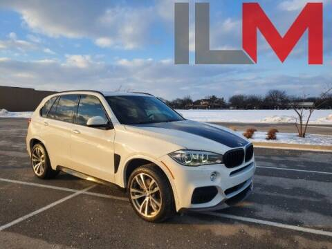 2014 BMW X5 for sale at INDY LUXURY MOTORSPORTS in Fishers IN