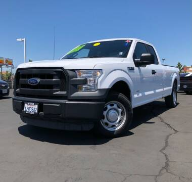 2016 Ford F-150 for sale at LUGO AUTO GROUP in Sacramento CA