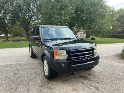 2006 Land Rover LR3 for sale at CARWIN MOTORS in Katy TX
