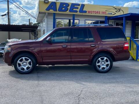 2013 Ford Expedition for sale at Abel Motors, Inc. in Conroe TX