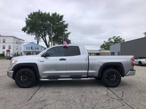 2014 Toyota Tundra for sale at Ataboys Auto Sales in Manchester NH
