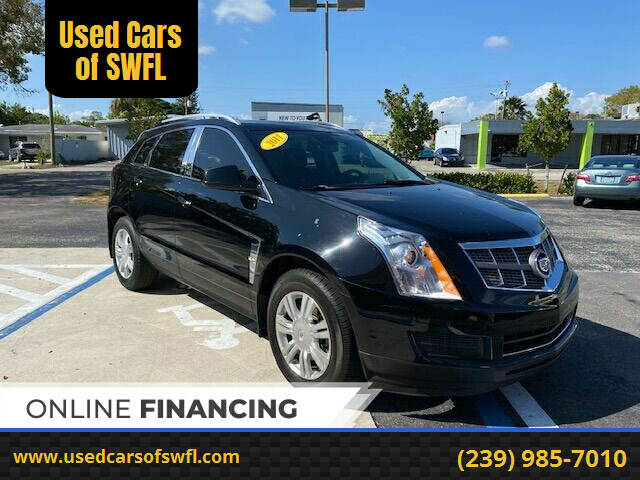 2011 Cadillac SRX for sale at Used Cars of SWFL in Fort Myers FL