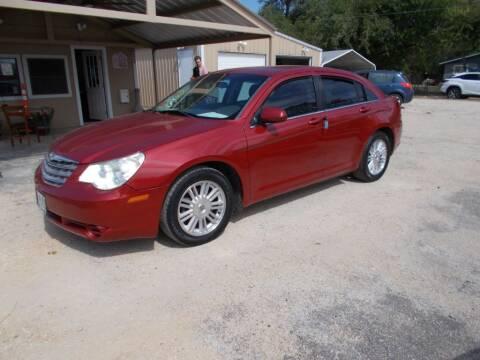 2007 Chrysler Sebring for sale at DISCOUNT AUTOS in Cibolo TX