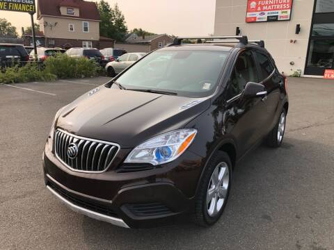 2015 Buick Encore for sale at MAGIC AUTO SALES in Little Ferry NJ