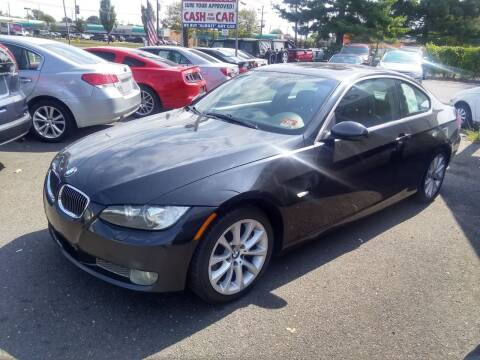 2008 BMW 3 Series for sale at Wilson Investments LLC in Ewing NJ