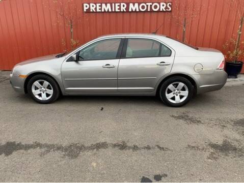 2008 Ford Fusion for sale at PremierMotors INC. in Milton Freewater OR