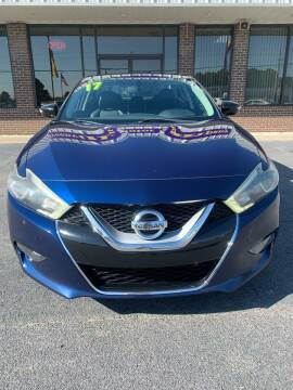 2017 Nissan Maxima for sale at Washington Motor Company in Washington NC