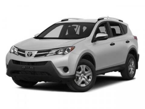 2014 Toyota RAV4 for sale at JEFF HAAS MAZDA in Houston TX