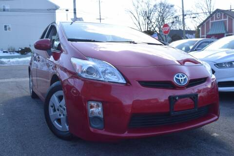 2011 Toyota Prius for sale at VNC Inc in Paterson NJ