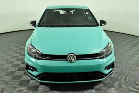 2019 Volkswagen Golf R for sale at Southern Auto Solutions-Jim Ellis Volkswagen Atlan in Marietta GA